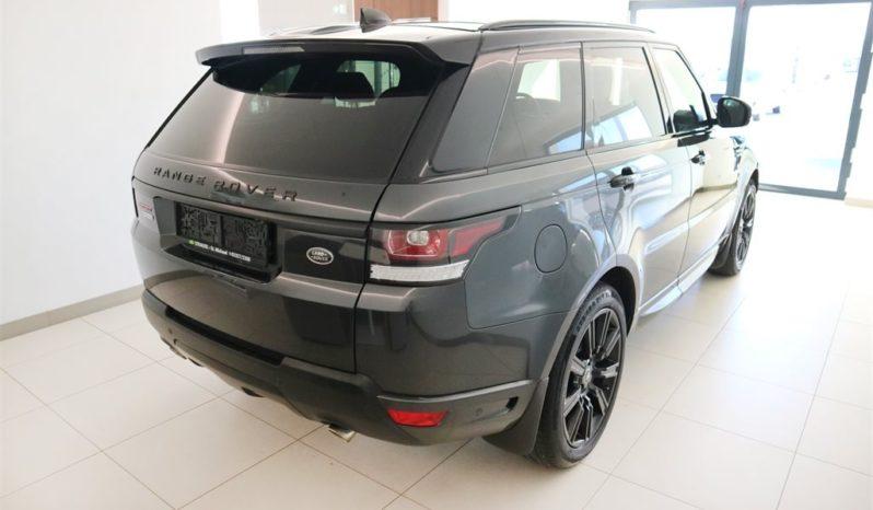 Land Rover RANGE ROVER SPORT A/B Dynamic 4.4 SDV8 339 PS voll